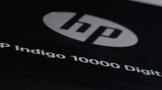 HP Indigo 10000